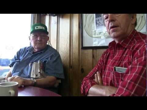 PA Deitsch Conversation at Boyd & Wurthmann Restaurant
