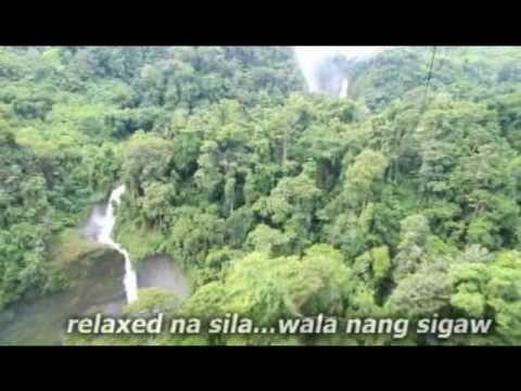 Highest Zipline in ASIA (Dongon 7 Falls, Lake Sebu, South Cotabato)