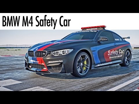 ► 2015 BMW M4 Safety Car - The Engine (water injection system)