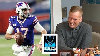 Divisional Round Game Review: Ravens Vs. Bills | Chris Simms Unbuttoned | NBC Sports