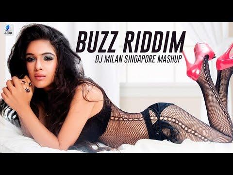 Buzz Riddim (Mashup) - DJ Milan Singapore | DJ Snake | Aastha Gill | Badshah | 2018 Mashup | AIDC