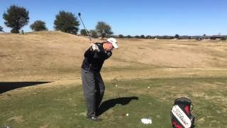 Training with Matt Christian at Elite Golf Performance