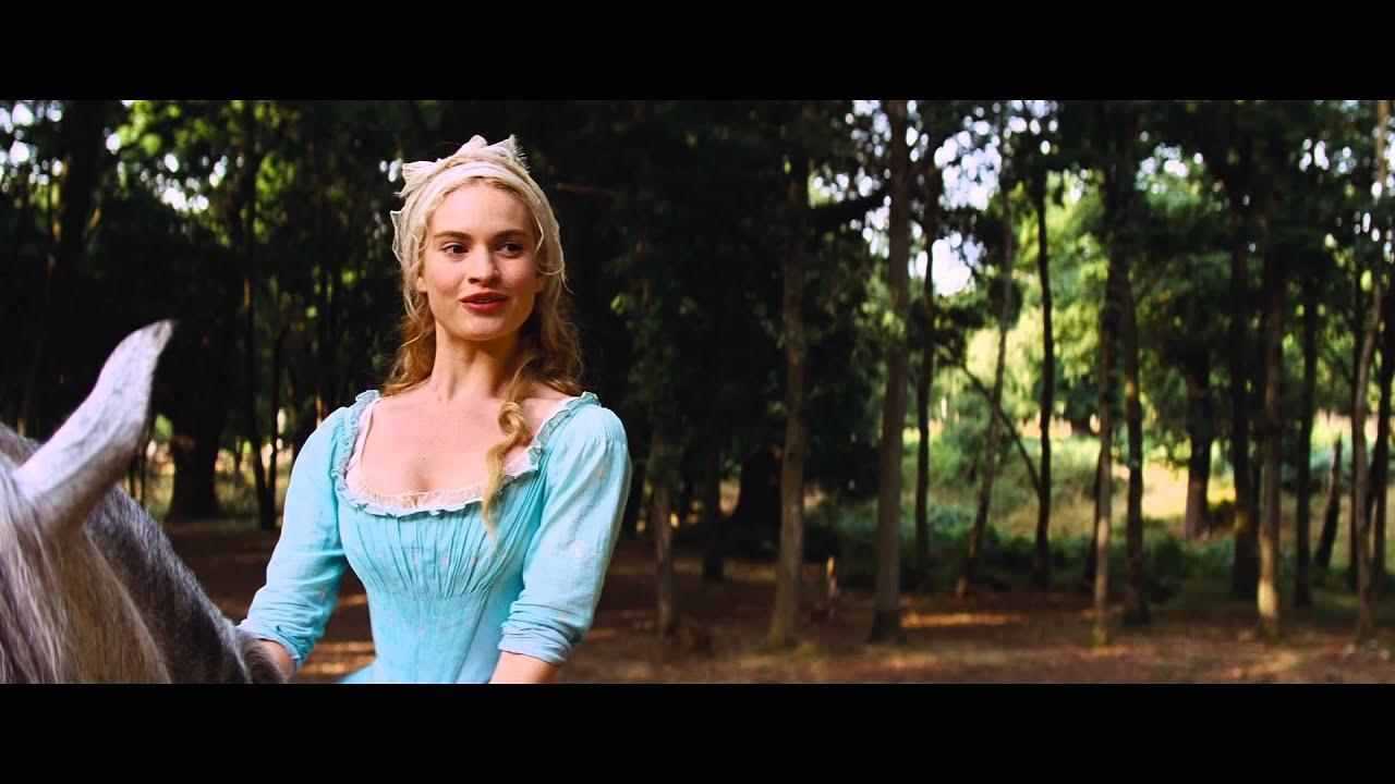 Cenerentola Un Amore Da Favola Pod Dal Film Hd Youtube