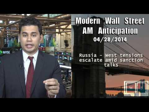 AM Anticipation: Futures rise on Pfizer bid, G-7 sanctions dominate headlines