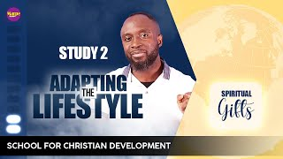 ADAPTING THE LIFESTYLE | SPIRITUAL GIFTS | SFCD | Apostle A.B. Prince | Marpe Assembly
