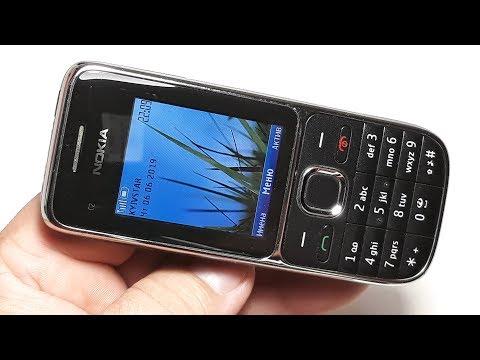 Nokia C2-01 из Германии ретро телефон в хорошем состоянии