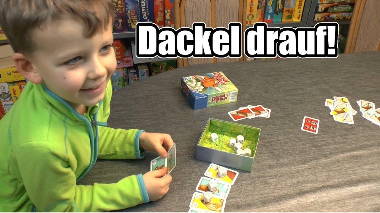 Ravensburger 26774 Spiel Dackel drauf!