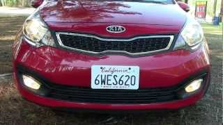 2013 Kia Rio SX GDI, Detailed Walkaround