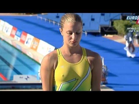 Sharleen Stratton - Fine Australian Diver