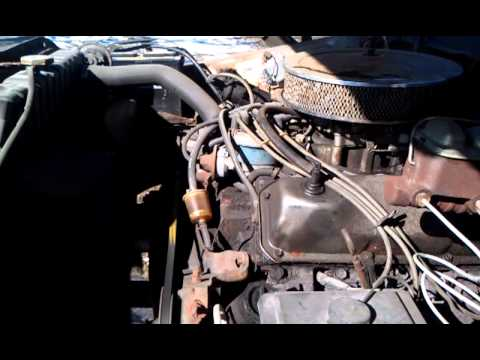 1979 Ford F250 >> For Sale 1979 Ford 351M/400 Edelbrock intake, Holley Street Avenger carb, T18, NP205 - YouTube