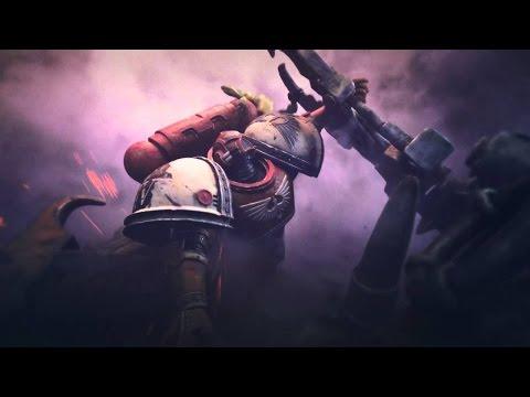 Интервью и геймплей Dawn of War 3 от IGN