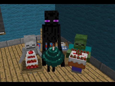 Monster School Making Cakes