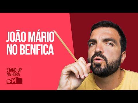 """Download EP329 - """"JOÃO MÁRIO NO BENFICA"""" - STAND UP NA HORA"""