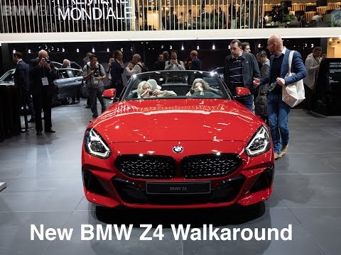 2019 BMW Z4 M40i - Walkaround and trunk space