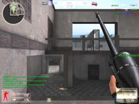 เกม xshot เรื่องการบัคปืนสไน