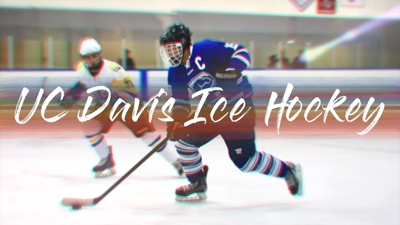 UC Davis Ice Hockey | Are You With Us?