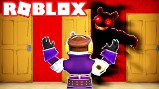 DON'T OPEN THE PORT OF MOSTRO on ROBLOX PAUROSO!!