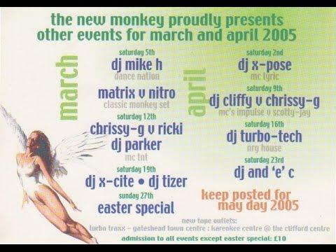 Dj Mikey O'Hare & Nitro Mc Tazo B2B Ace & Scotty J @ The New Monkey 27.03.2005 Easter Special