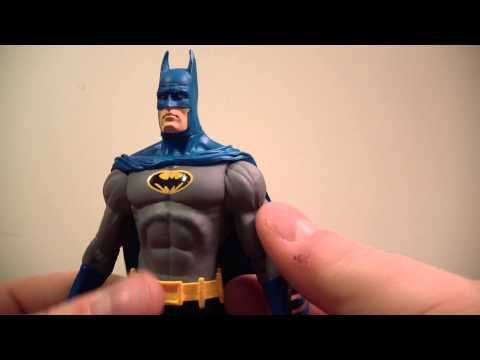DC Direct- Crisis On Infinite Earths- Batman Figure Review