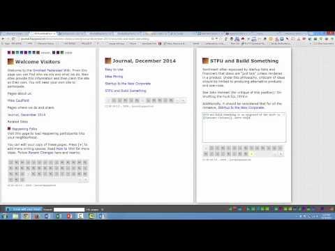 Thumbnail for Understanding #fedwikihappening