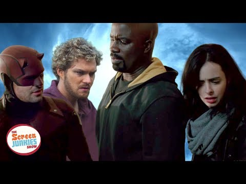 Did Defenders Ruin the Netflix MCU? HOT TAKES!!