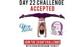 """Day 22: Serge 28 Day """"You Got This Challenge"""" with Shani McGraham-Shirley"""