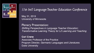 Shifting Perspectives in Language Teacher Education: Transformative Learning Theory