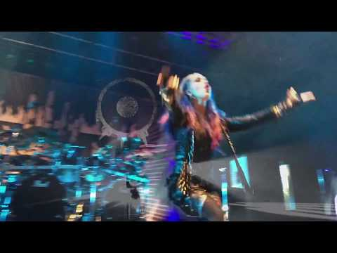 """Arch Enemy - """"Will To Power Tour 2018"""" (Recap Tokyo, Japan)"""