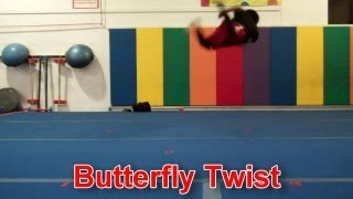 Learn to Trick: How to Butterfly Twist (6-Steps)