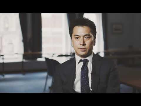 The benefits of English and Welsh law - Ryuichi Nozaki