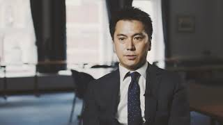 The benefits of English and Welsh law - Ryuichi Nozaki
