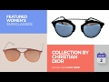 Collection By Christian Dior Featured Women's Sunglasses