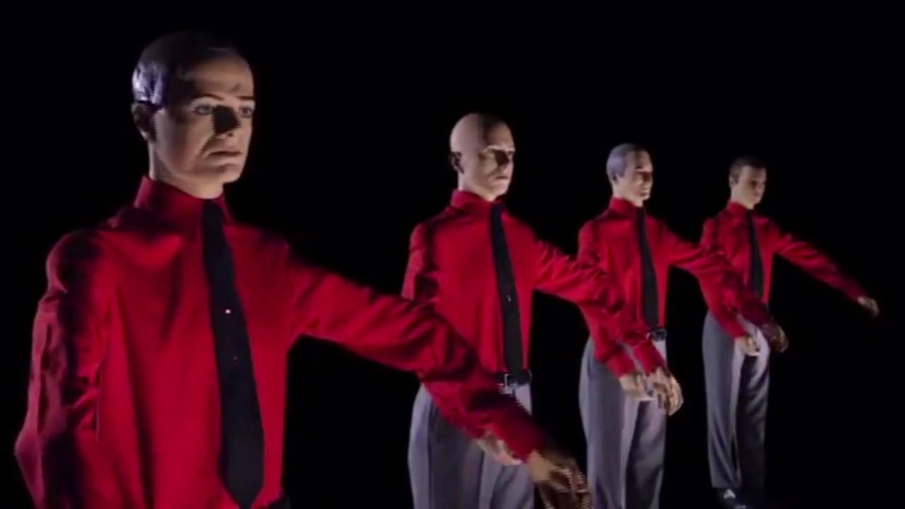 Kraftwerk - The Robots (3-D) - Video Edit - YouTubeKraftwerk The Robots
