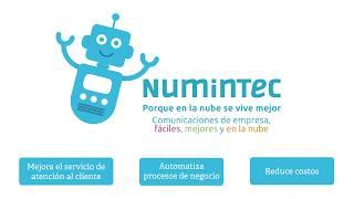 Chatbot para Empresas - Numintec InvoxBot