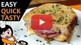 Reuben Sandwich - Recipe Videos