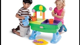 Review: Little Tikes Garden Table