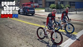 GTA SAPDFR - DOJ 7 - Tricyclist (Criminal)
