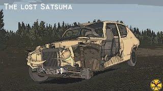 my summer car(quests) - Брошенная Satsuma, прохождение квеста