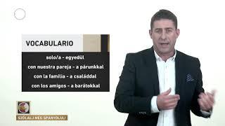 Szólalj meg! – spanyolul, 2017. október 26.