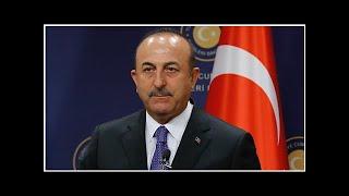 Turkish foreign minister to visit Venezuela