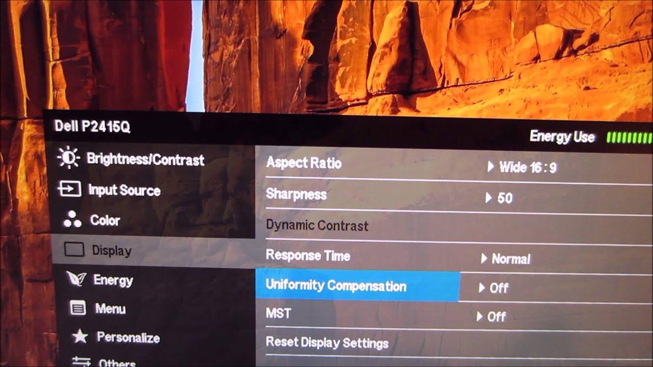 Dell P2415Q Review | PC Monitors