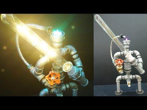 Make a Iron Man Lamp  – Paper Magic Top thumbnail