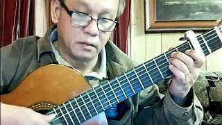 Sang Ngang (Đỗ Lễ) - Guitar Cover