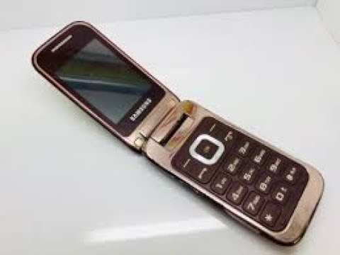 TEST TELEPHONE Samsung GT-C3590