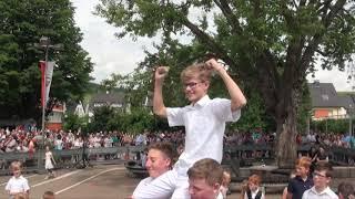 Königsvogelschießen der Aloisius-Jugend 2018