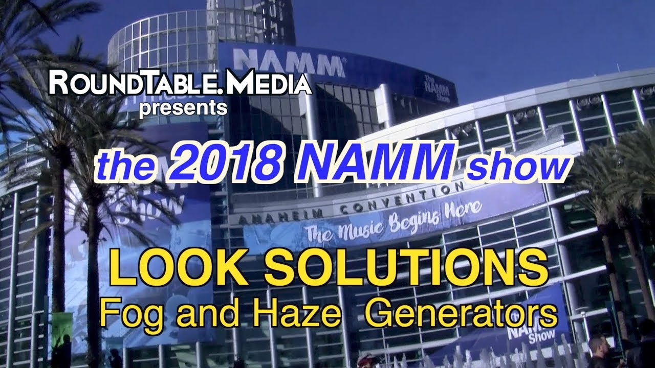 NAMM '18 Look Solutions