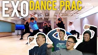 Video EXO | THE EVE DANCE PRACTICE Reaction (+Henry Demo) download MP3, 3GP, MP4, WEBM, AVI, FLV Januari 2018