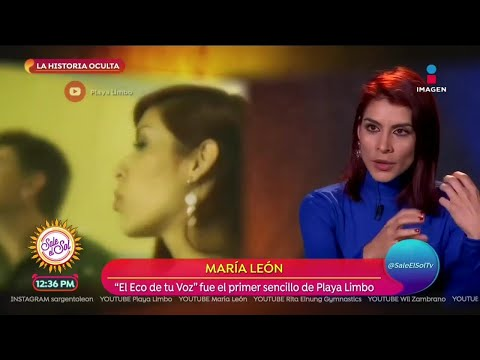 La Historia Oculta De María León: Salida De Playa Limbo | Sale El Sol