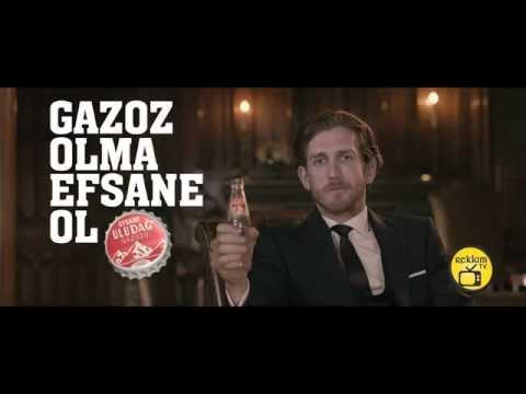 Efsane Uludağ Gazoz Reklamı | Kraliçe Temalı