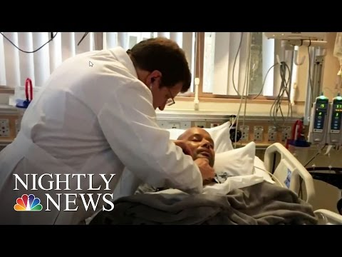 New Therapy For Cancer Patients Who Have Given Up Hope | NBC Nightly News
